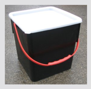 storage container pail
