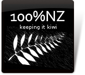 100% NZ. Keeping it Kiwi